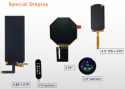 Unique lcd display resourse from Kingtech Group
