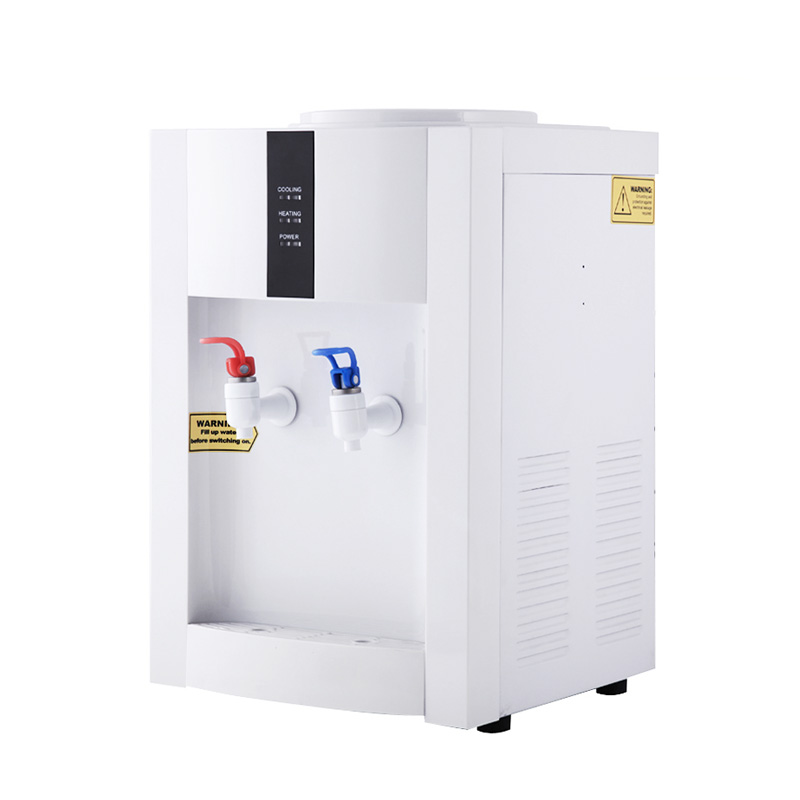 Desktop Hot and Cold Water Cooler Dispenser YLR2-5-X(16T/E)