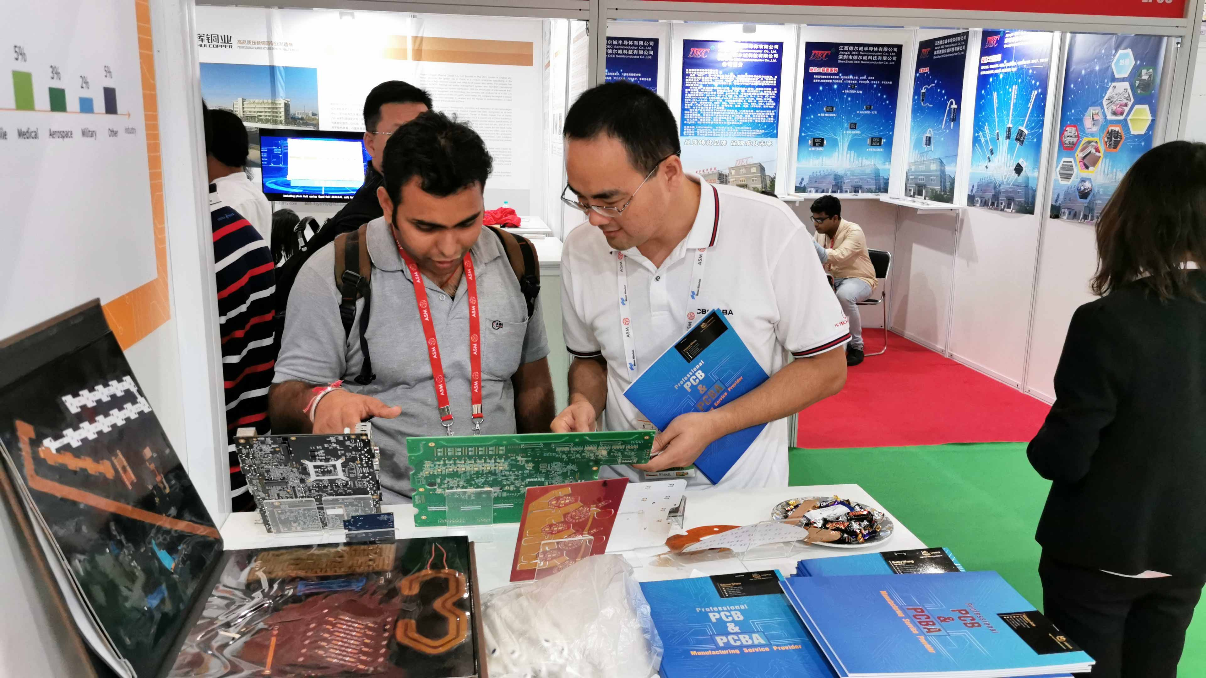 LHDPCB Exhibition